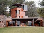 Argentina, Calamuchita Valley, arch. Miguel Angel Roca