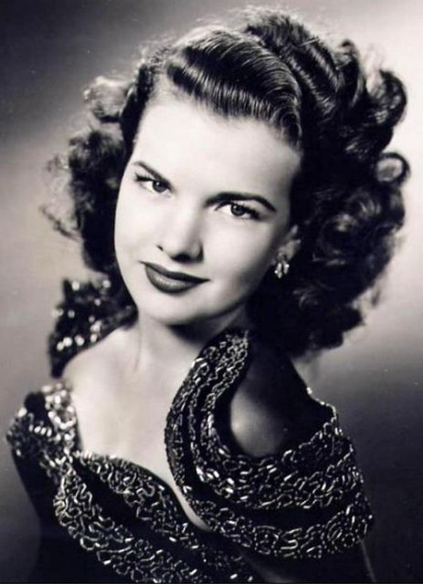 Gale Storm, early 1940′s