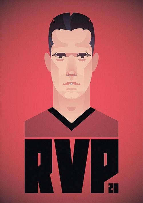 RVP. Robin Van Persie. Manchester United. #mufc
