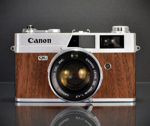 Vintage Rangefinder Cameras