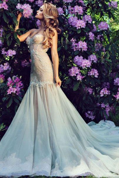 Свадебное платье Ange Etolies Balira
