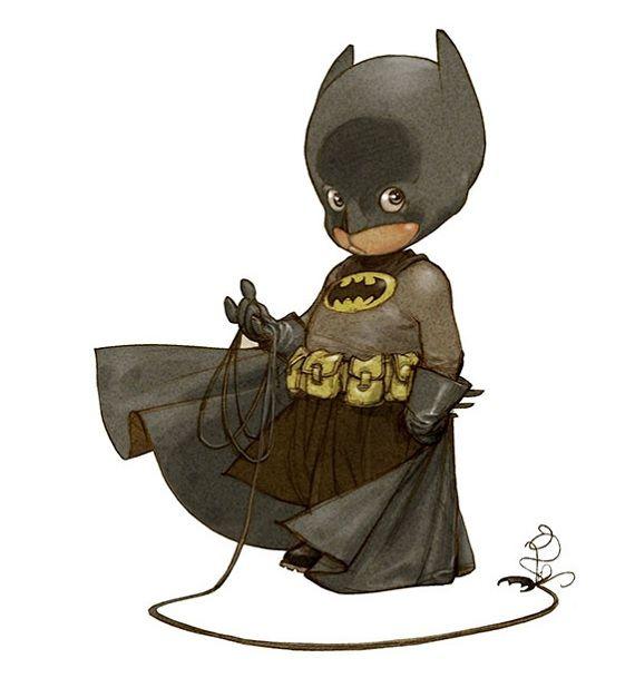 Ребёнок в костюме Бэтмена с верёвкой — Фотки на аву ...