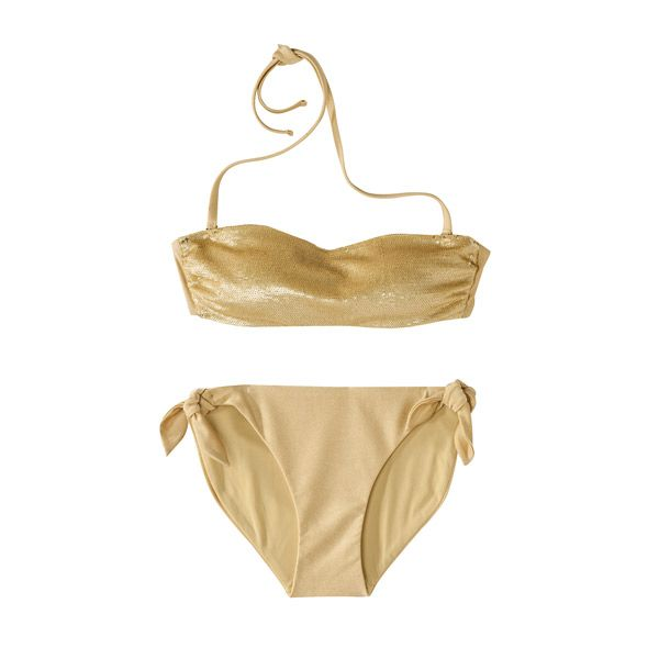 Get ready for swimsuit season with our golden anniversary collection inspired by Sports Ilustrated.