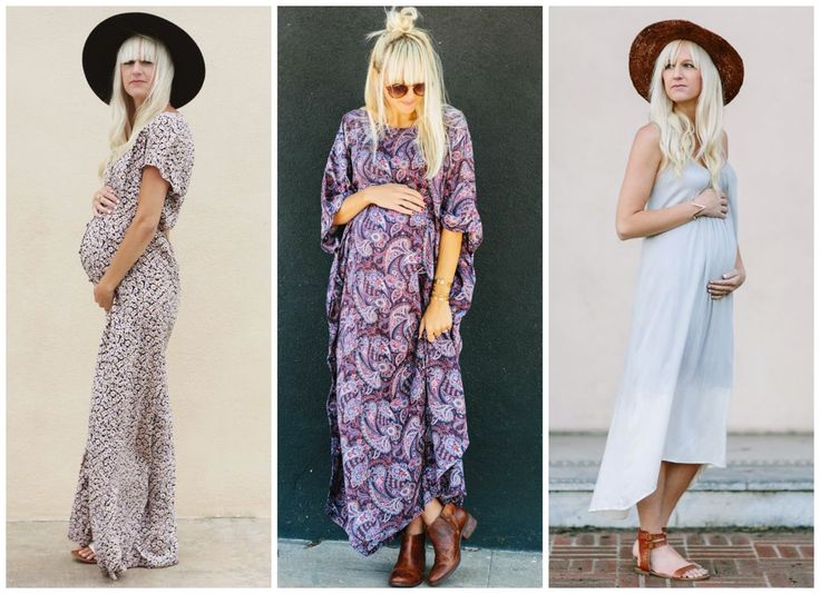 Hippie Lace: Style Spotlight: Kelli Murray and her Urban Bohemian Maternity Style