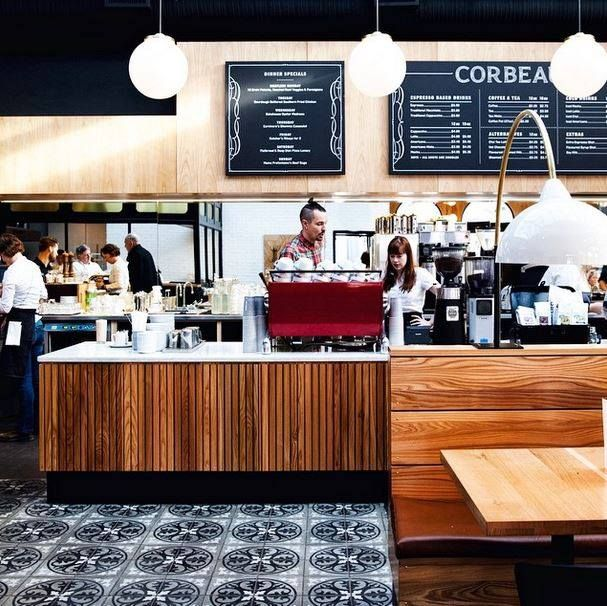 """""""Arrived in Calgary and had a delicious lunch at one of the most talked about places in town, Corbeaux Bakehouse. Charming space!"""" - Slice of Pai Photography"""