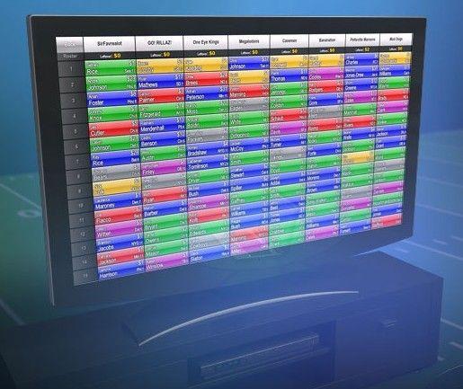 Fantasy Football Draft Software: Make the Digital Upgrade