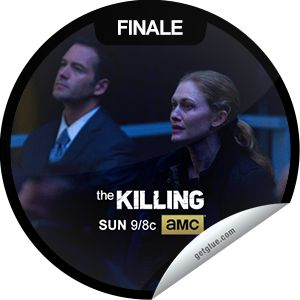 Steffie Doll's The Killing: From Up Here; The Road to Hamelin Sticker | GetGlue