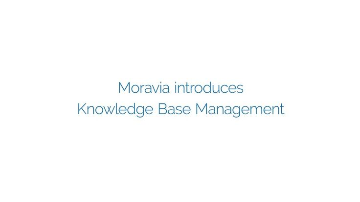 Knowledge Base Management by Moravia:Multilingual content is a key to international business success, therefore Moravia´s custom Knowledge Base Management solutions empower users to help themselves. Check out our video for more details!