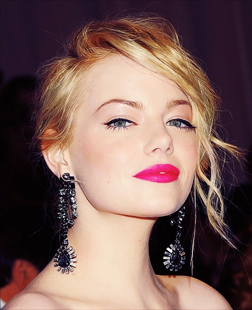 Emma Stone | Make Up | Pinterest