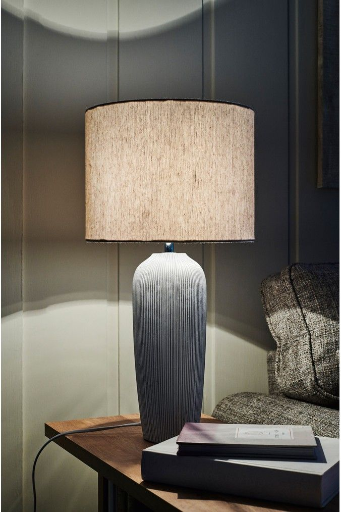 Buy Fairford Table Lamp From The Next Uk Online Shop Large Table Lamps Lamps Living Room Small Table Lamp Living room table lamps grey