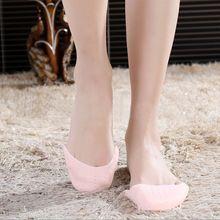2015 1 paar professionele gel neus pads beschermer voor ballet pointe inlegzool voetverzorging teen deksel la677007 pedicure gereedschap(China (Mainland))