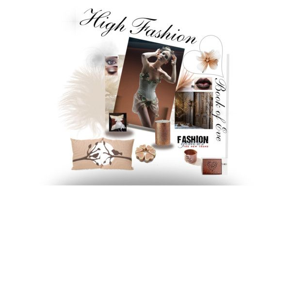 """High Fashion"" by chinnok-design on Polyvore"