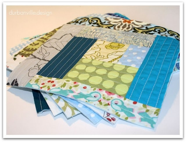71 best Quilt As You Go images on Pinterest | Tutorials, Beautiful ... : quilt as you go log cabin - Adamdwight.com