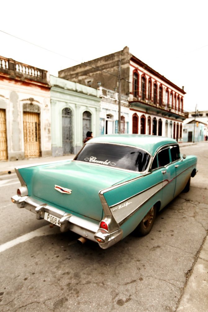 Cienfuegos, Cuba. Via www.thecherryblossomgirl.com.                                                                                                                                                                                 Plus