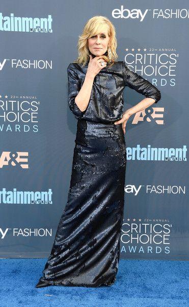 Judith Light Photos Photos - Actress Judith Light attends The 22nd Annual Critics' Choice Awards at Barker Hangar on December 11, 2016 in Santa Monica, California. - The 22nd Annual Critics' Choice Awards - Arrivals