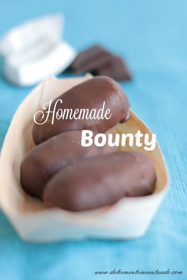 Dolcemente Inventando : Bounty fatto in casa (senza glutine, senza lattosio)