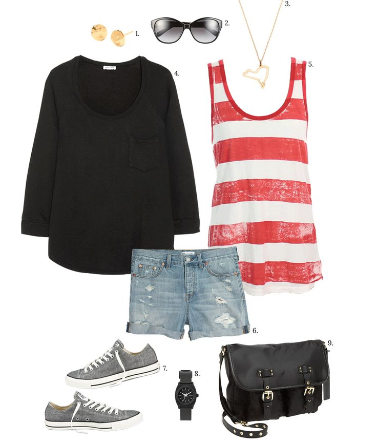 What to Wear to a Baseball Game   Outfituation.com