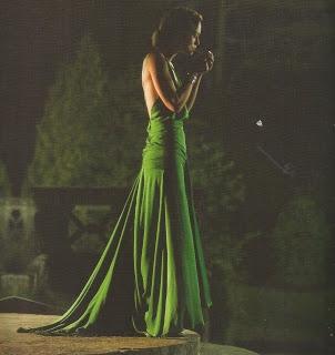 Keira Knightley, Film Reviens moi  Robe à faire soi même