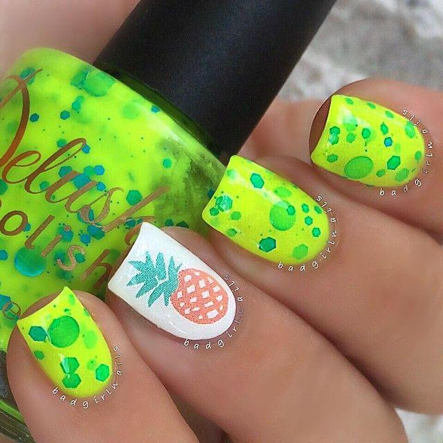 3532 best Nails images on Pinterest | Uñas bonitas, Diseño de uñas y ...