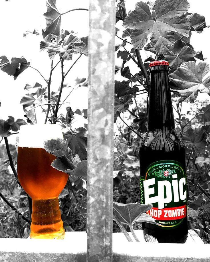 Gotta keep your Hop Zombies contained... Happy #HopZombieFriday - make sure your fridge is stocked!   #epic #epicbeer #epicbrewingcompany #hopzombie #epichopzombie #DIPA #doubleipa #needmorehops #lovehops #hoppybeer #hophead #drinkcraft #beer #bier #cerveja #cerveza #untappd #nzbeer #beergeek #beernerd #instabeer #beerpic #beerporn #fridaybeer #zombies