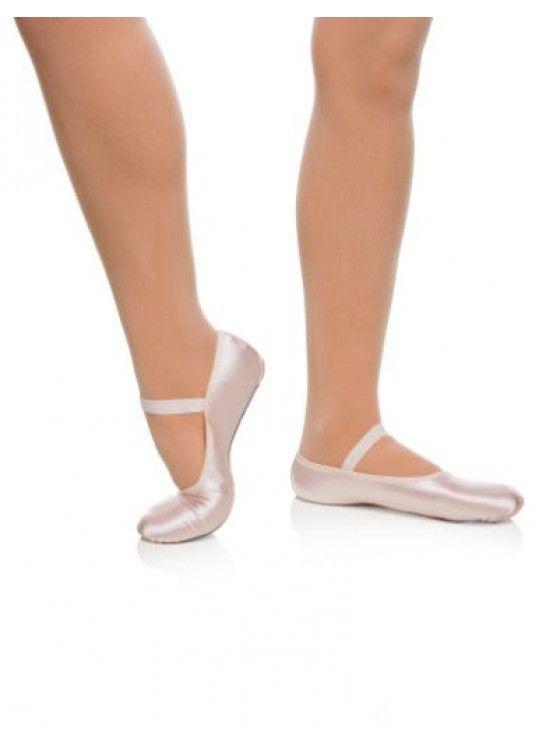 Sapatilha meia ponta Spring Shoes Cetim Capezio Ref 15