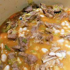 "Classic French Cassoulet Beans stew beef ""Atlanta food blogger"" ""Food Blog"" Recipost www.recipost.com www.welike2cook.com"