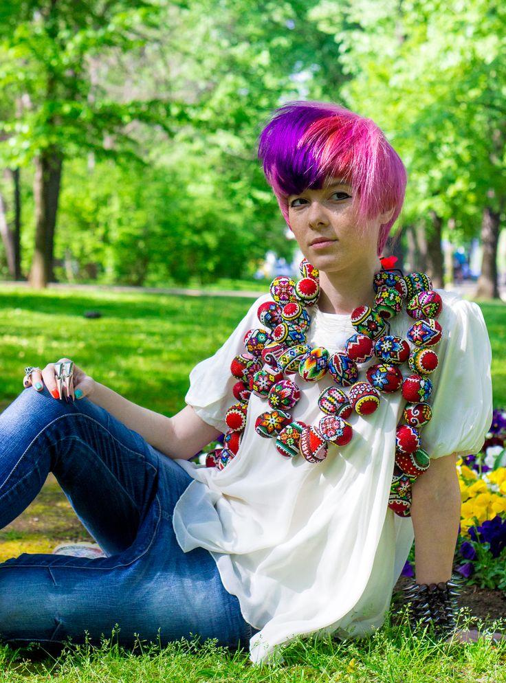 """Ilumina"" Project Hair: Cristina Grama Model: AndreAce Gabriélle"
