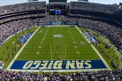 Qualcomm Stadium - San Diego Chargers