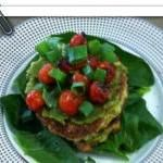 recipe-Paleo zucchini and carrot fritters