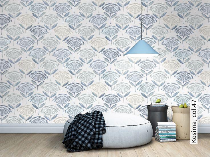 115 best tapeten trends wallpaper wallcovering images on pinterest modern patterns rugs and. Black Bedroom Furniture Sets. Home Design Ideas