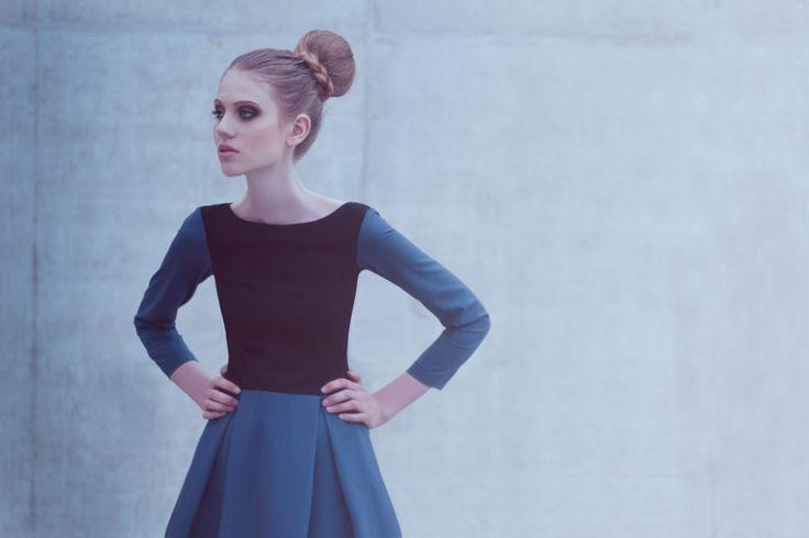 New DUBLE dress (proj. LA COCCO), do kupienia w DecoBazaar.com
