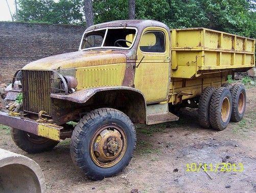1945 GMC