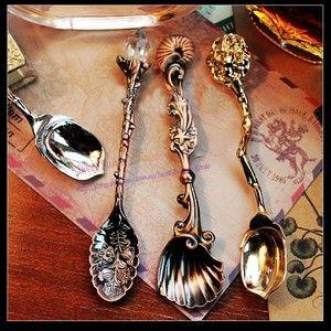 coffee/tea spoons