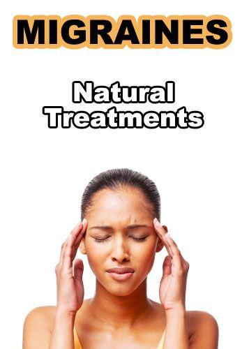 Migraine Natural Treatments