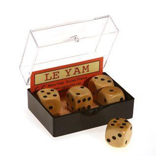 Mini jeu YAM'S