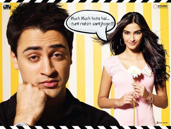 I HATE LUV STORY(2010) Film sektöründe,çok ünlü aşk filmleri çeken bir yönetmenin yanında çalışıp aşka inanmayan birinin hikayesi.Çok eğlenceli,romantik bir film.Aşka inanmayan esas oğlanın filmlerdeki sonunu hepimiz biliyoruz zaten:)Başrollerde İmran Khan ve Sonam Kapoor. İmdb puanı:5,5