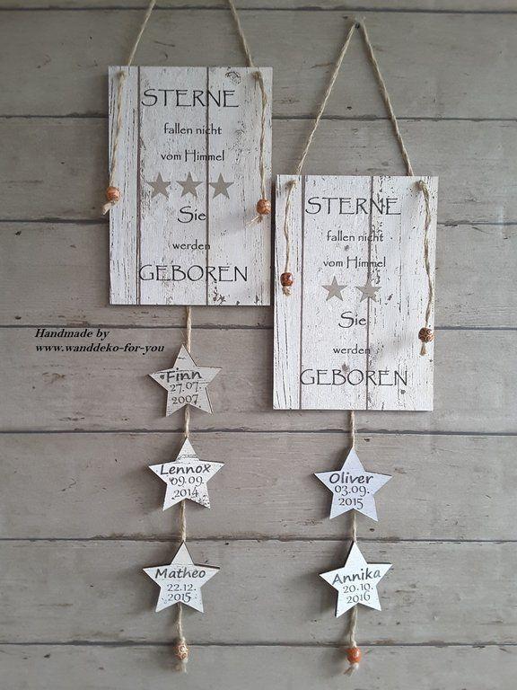 Sterne werden geboren