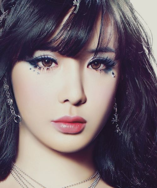 Her Face = Gorgeous (^___^)-<3 #Bom #2NE1 #Kpop #YG #Gorgeous #Beautiful #Pretty #RealLifeAnime Vocalist #3rdBias