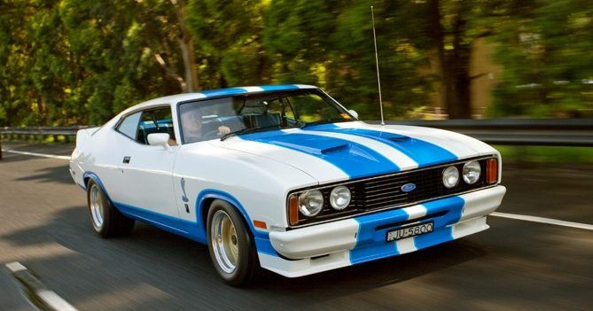 Your Car Reviews: 1978 Ford Falcon XC Cobra