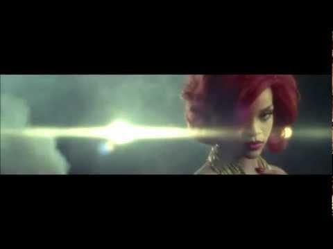 Rihanna - Pour It Up / Power It Up [Official Music Video]