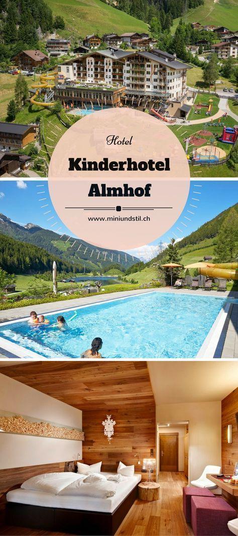 Tiroler Familienauszeit im schönen Kinderhotel Almhof