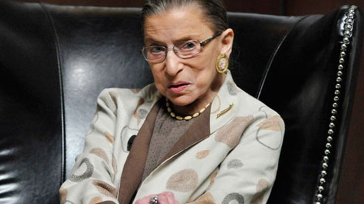 People Are Really Worried About Ruth Bader Ginsburg