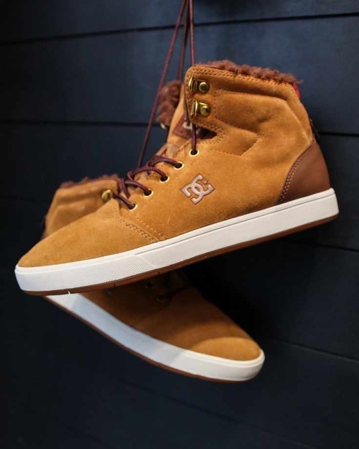 DC Shoes, DC Crisis High WNT Wheat/ dark Chocolate