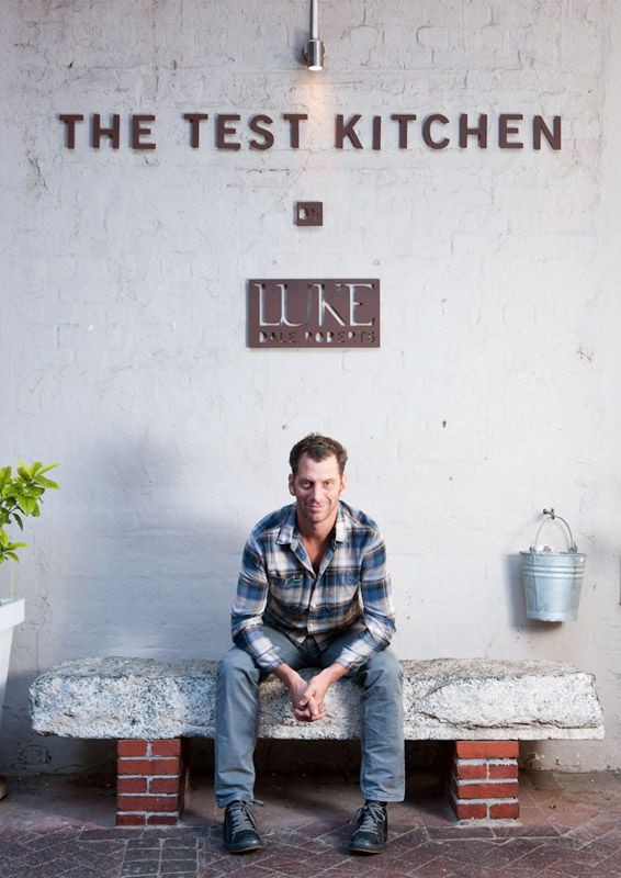 The Test Kitchen by Luke Dale Roberts