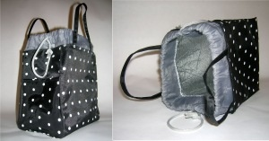 Chic Lunch Tote Pattern