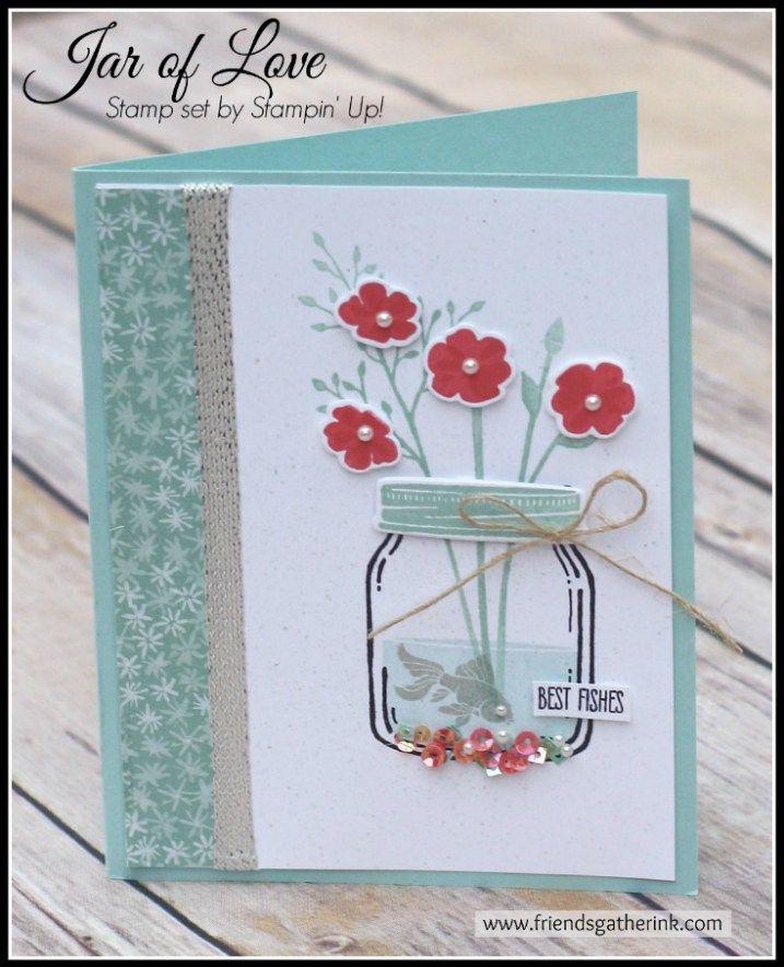 Jar of Love stamp set by Stampin' Up!