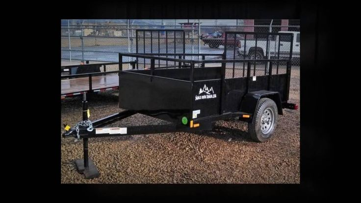 Enclosed Snowmobile Trailers in Park City - Trailers Points To Consider
