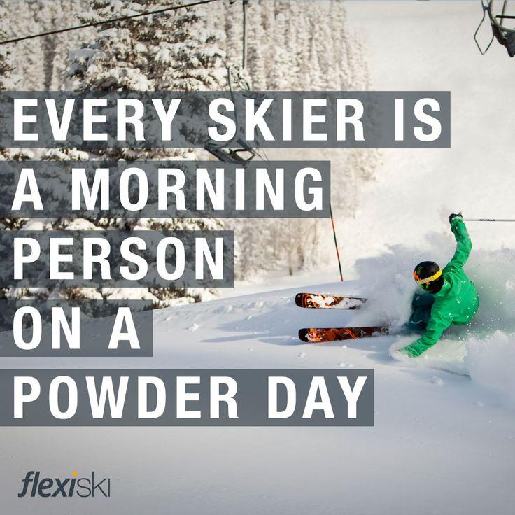 #ski #quote