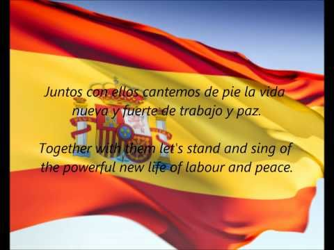 "Spanish National Anthem - ""La Marcha Real"" (ES/EN)  The Story of Ferdinand"