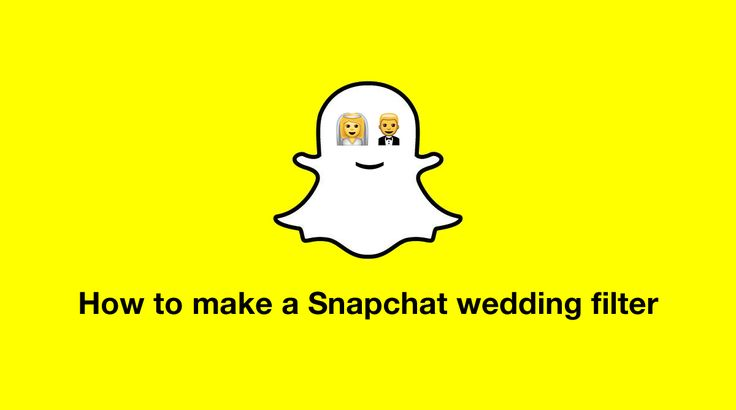 Do you want to make a Snapchat wedding filter? In this post, we explain exactly how you can easily make a geofilter for your big day. Create your memories.